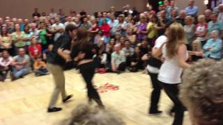 Phoenix 4th of July Convention 2012 - Champion Dance Jam (Part 2)