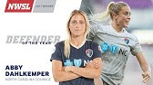 Abby Dahlkemper, Athlete of the Week - YouTube