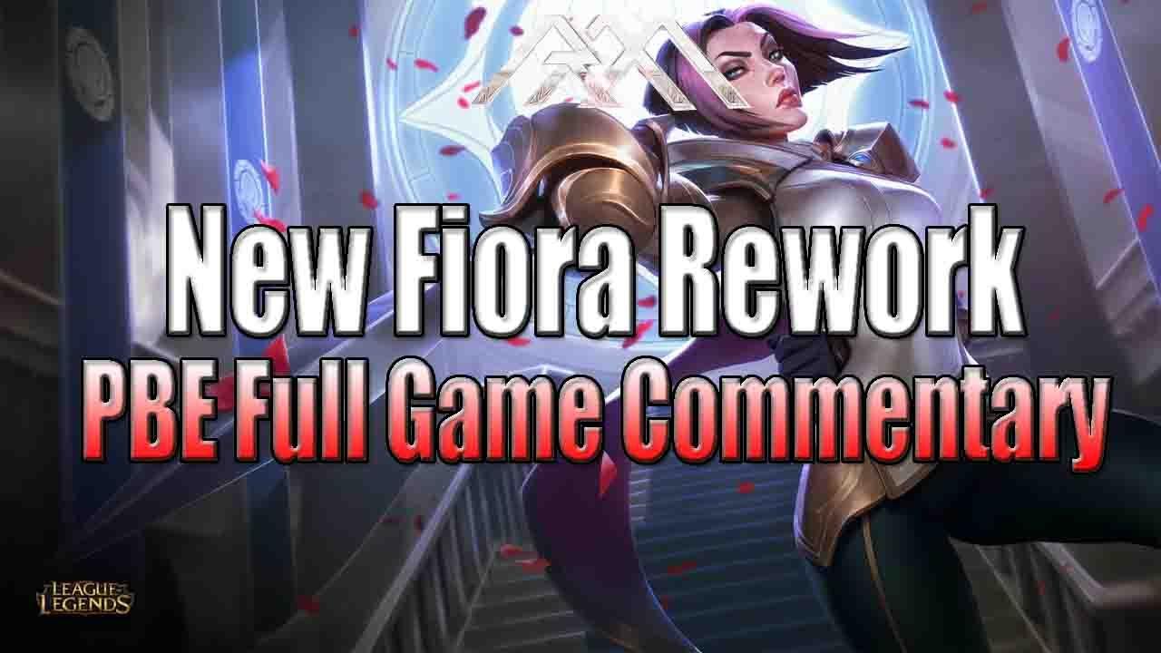 New Fiora