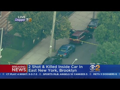 Brooklyn Double Homicide