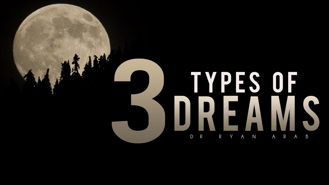 3 Types Of Dreams