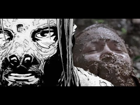 ARE YOU READY FOR THE WHISPERERS?! The Walking Dead Review and Discussion S9E7