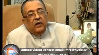 "Zahid Ali Khan  Editor Urdu Daily ""Siasat"""