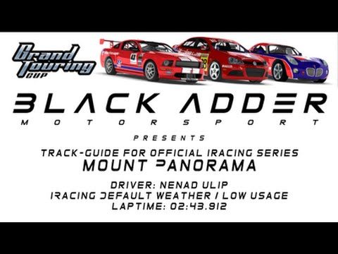 Track Guide Mount Panorama