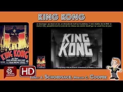 King Kong de Ernest B. Schoedsack et Merian C. Cooper (1933) #MrCinéma 97