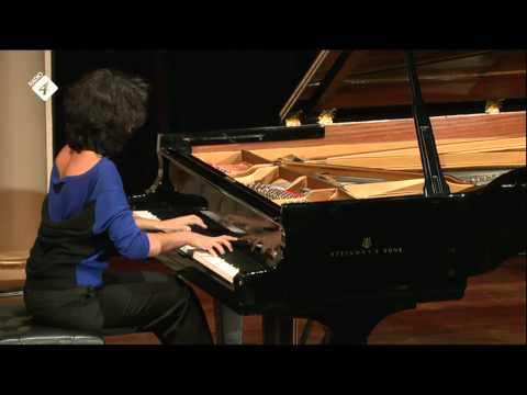 Nino Gvetadze - Gabunia - Liszt - Live - HD