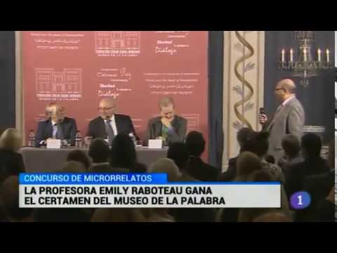 Fundación César Egido Serrano -Telediario