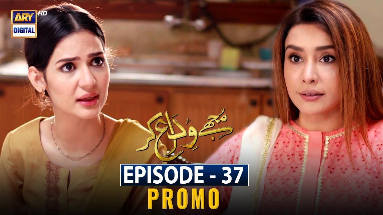 Mujhay Vida Kar Episode 37 | Promo | ARY Digital Drama