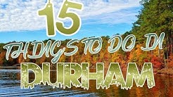 Top 15 Things To Do In Durham, North Carolina