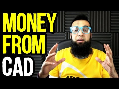 12 Ways To Earn Money From Auto CAD in Pakistan | Azad Chaiwala Show