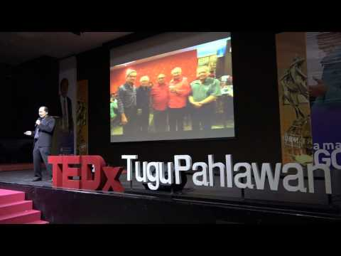 Never Too Late To Gain Your Master Degree | Arlan Setiawan | TEDxTuguPahlawan