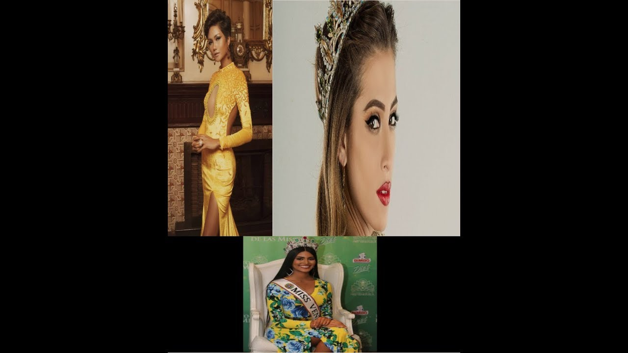 Miss Universo 2018 2019 Youtube