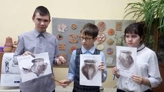 Виды горшков в сибирских деревнях