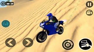 Offroad Moto Bike Stunts (Dubai Desert) Android Game