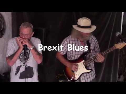 Bluesman Charlie with Graham Midgley – Brexit Blues