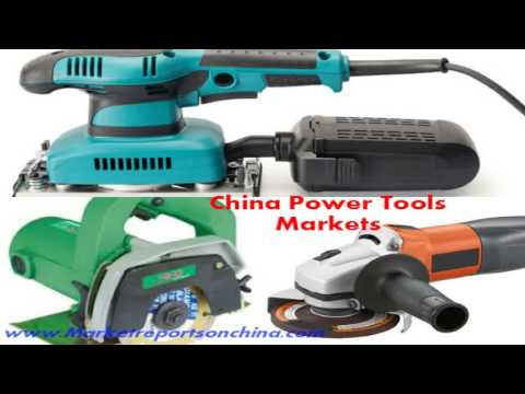 Power Tools Markets in China
