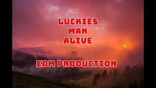 יצירה והפקה בקיובייס INVTIA LUCKIES MAN ALIVE