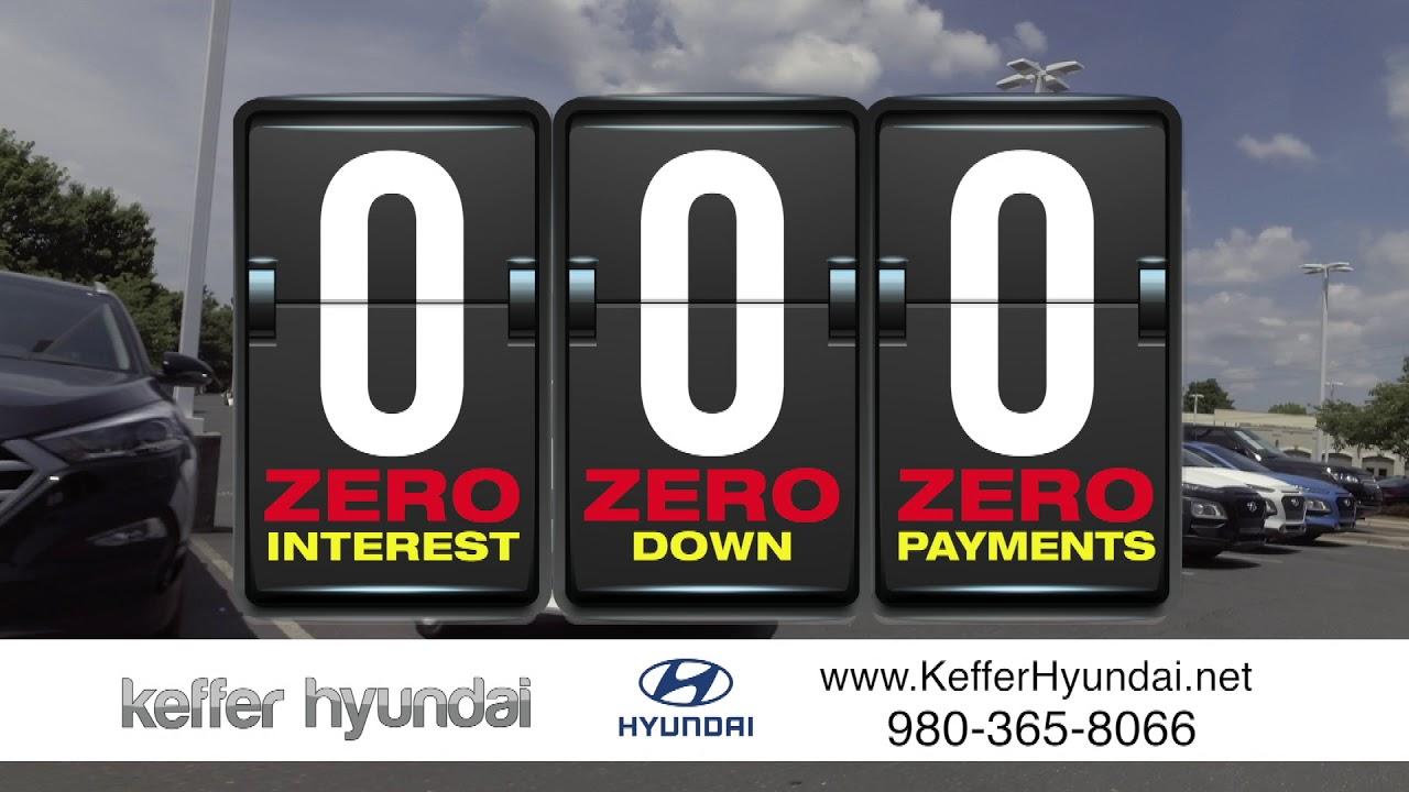 Keffer Hyundai Test Drive The Elantra Today Youtube