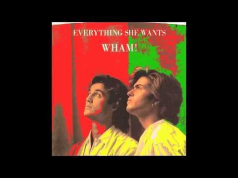 Wham! - Everything She Wants (Deeper Tone) mp3