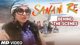 SANAM RE Trailer Making | Pulkit Samrat, Yami Gautam, Urvashi Rautela | Divya Khosla Kumar