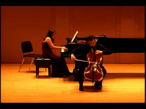Chopin Nocturne in c# minor, Op. Post., transcribed by Piatigorsky