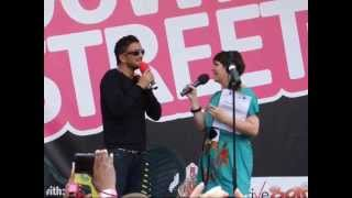 Peter Andre Ordinary Man LIVE in Manchester Part 1