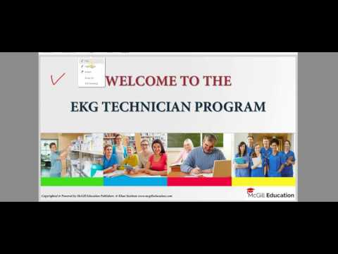 2016 3rd Edition EKG Instructor Resources Video Preview