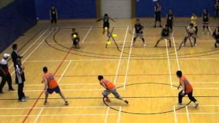 spring 2012 dodgeball highlights