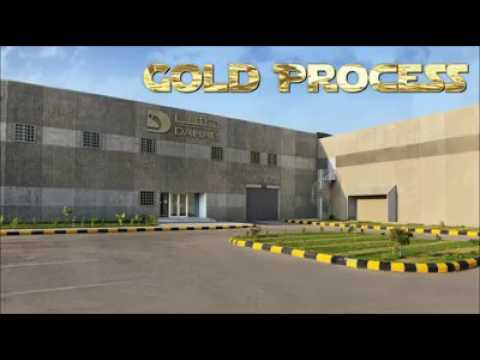 Gold Refinery & Formation of Precious Metals