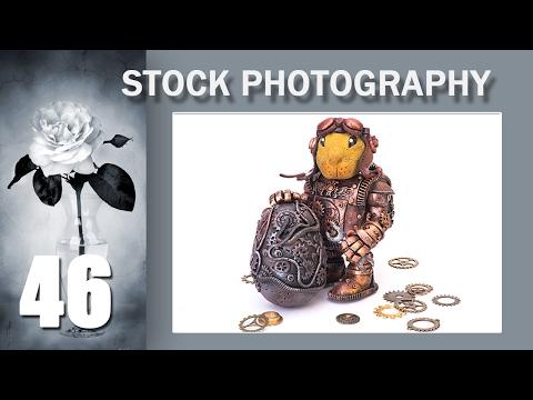 46. Stock Photo Сток.Новая идея. Крутой пасхальный зайчик, делаем и фотографируем