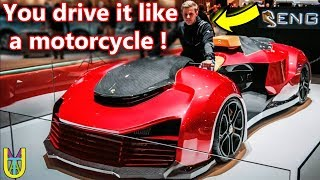 TOP 10 COOLEST CONCEPT CARS in 2019 GENEVA MOTOR SHOW