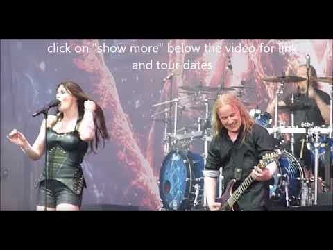 Nightwish 2018 festival dates! - Queens Of The Stone Age tease new video