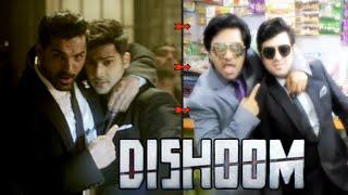 Toh Dishoom Video Song: Dishoom | John Abraham, Varun Dhawan || Pritam, Raftaar, Shahid Mallya
