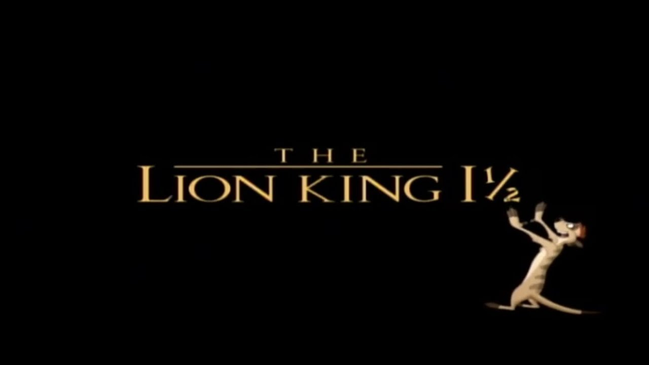 The Lion King 1 1 2 Trailer Youtube