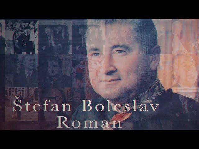 Štefan Boleslav Roman, uránový kráľ v zápase o slobodu Slovákov
