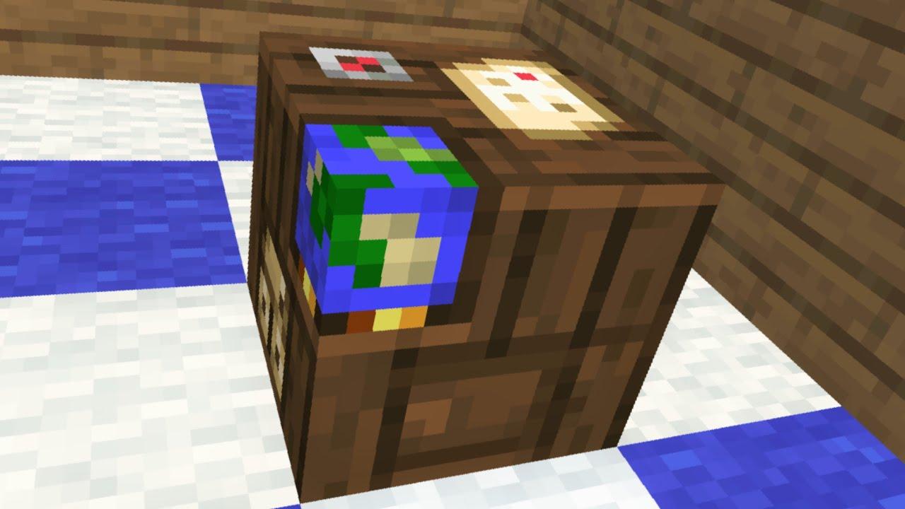 Minecraft Kartentisch Rezept.Alles Was Du über Den Kartographietisch Wissen Musst 1 14 Update
