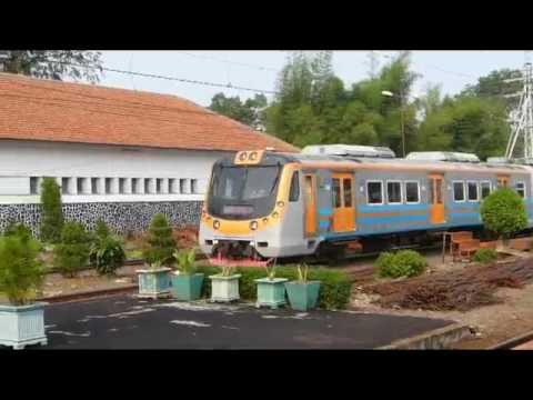 """indonesia train compilation"""