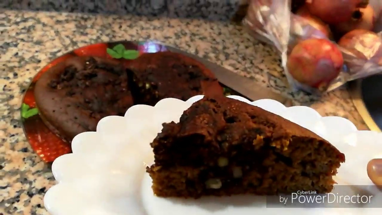 Şekersiz Pekmezli Kek Videosu