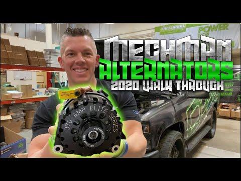 2020 Mechman Alternators