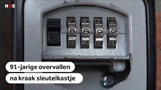 POLITIE: 'Stop met onveilige sleutelkastjes'