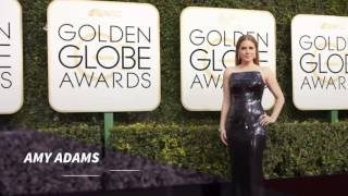 Golden Globes 2017: BEST DRESSED!