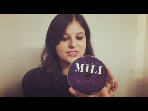 MILI - Written In The Stars : CD Reveal!