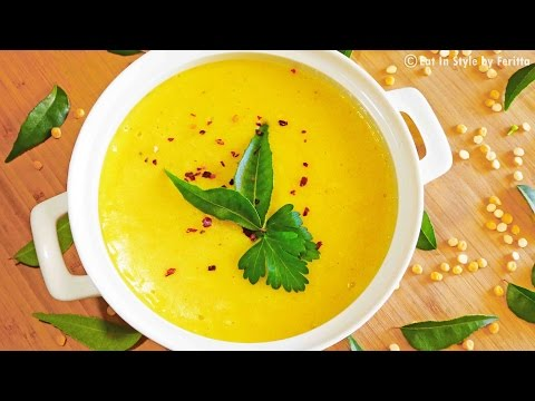 How To Make Mama Vil's Parsi Style Mori Dhal - Eat In Style by Feritta