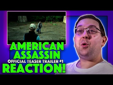 Thumbnail: REACTION! American Assassin Official Teaser Trailer #1 - Taylor Kitsch Movie 2017