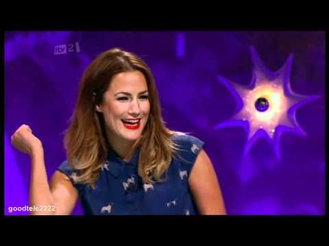 Caroline Flack Banter About Harry Styles - Celebrity Juice - 26/04/12