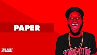 paper hard trap beat instrumental 2017   dark 808 freestyle hiphop rap trap type beat   free dl