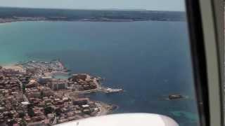 Palma De Mallorca to Gatwick 12th May 2012 - Thomson