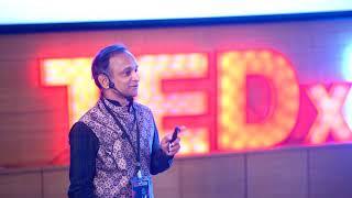Innovation - The Changemaker | Chandrasekaran J | TEDxIIMTrichy