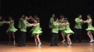 Abran Paso Ashe raices y Cultura - Eliminatorias Valencia/ Festival Salsa Casino 2009