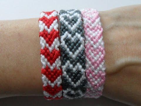 armbandjes met hartjes - youtube